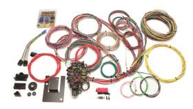 28 Circuit Customizable Classic-Plus Chassis Harness